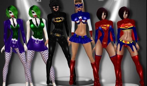 Super Hero Pack 1