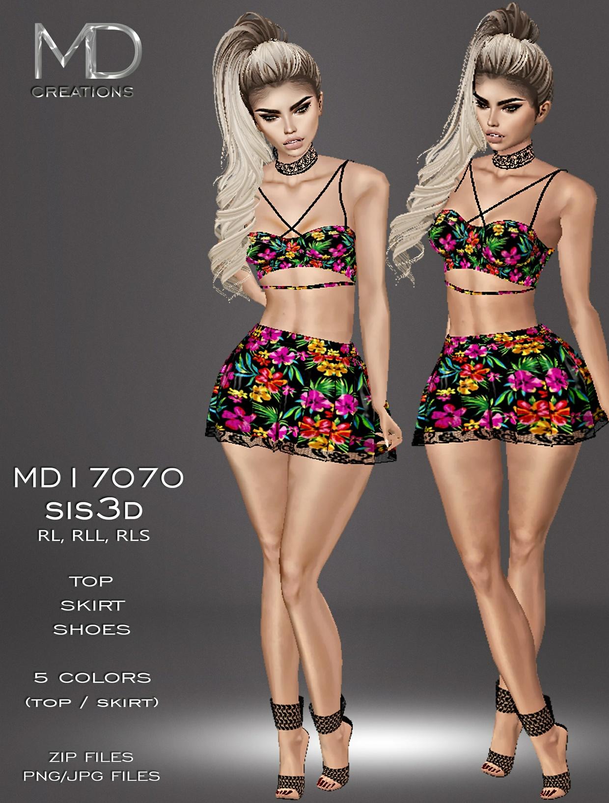 MD17070 - Sis3D
