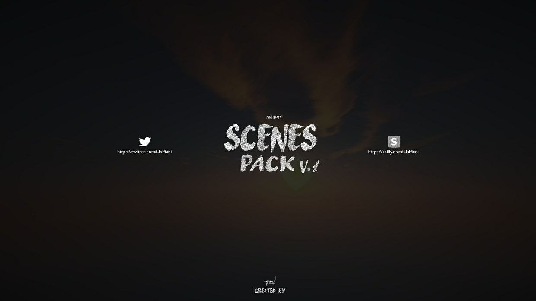 Scenes Pack V.1 » Scenery Pack