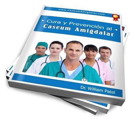 Cura y Prevención al Caseum Amigdalar