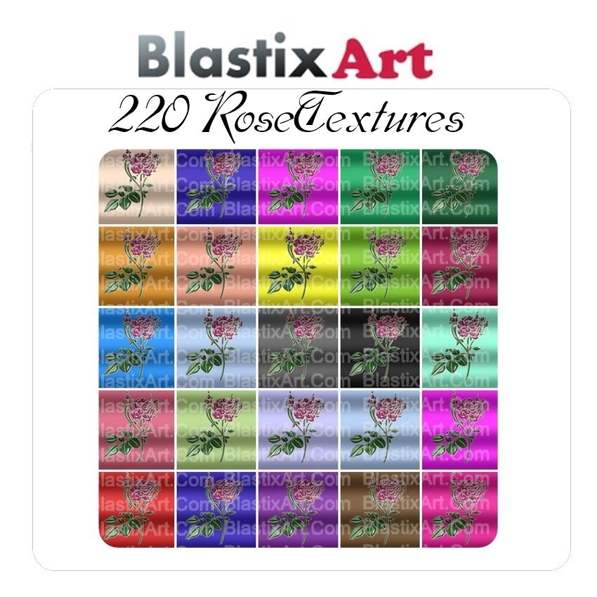 220-Rose Textures