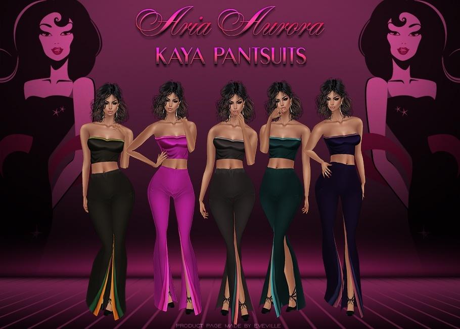 Kaya Pantsuits(Sis3D)+PSD.Resell Right!!