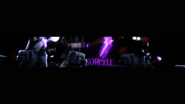 Minecraft Banner [CLOSED]