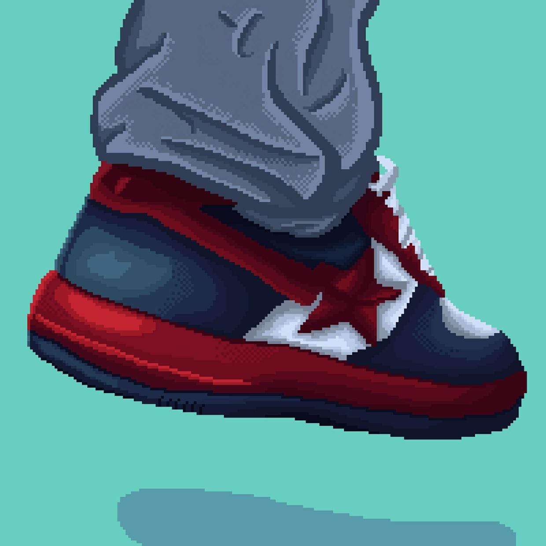 Custom Pixel Art