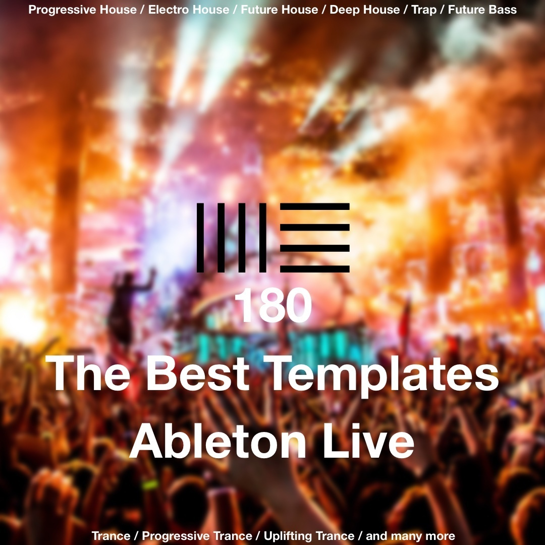 180 The Best Templates For Ableton Live 2018