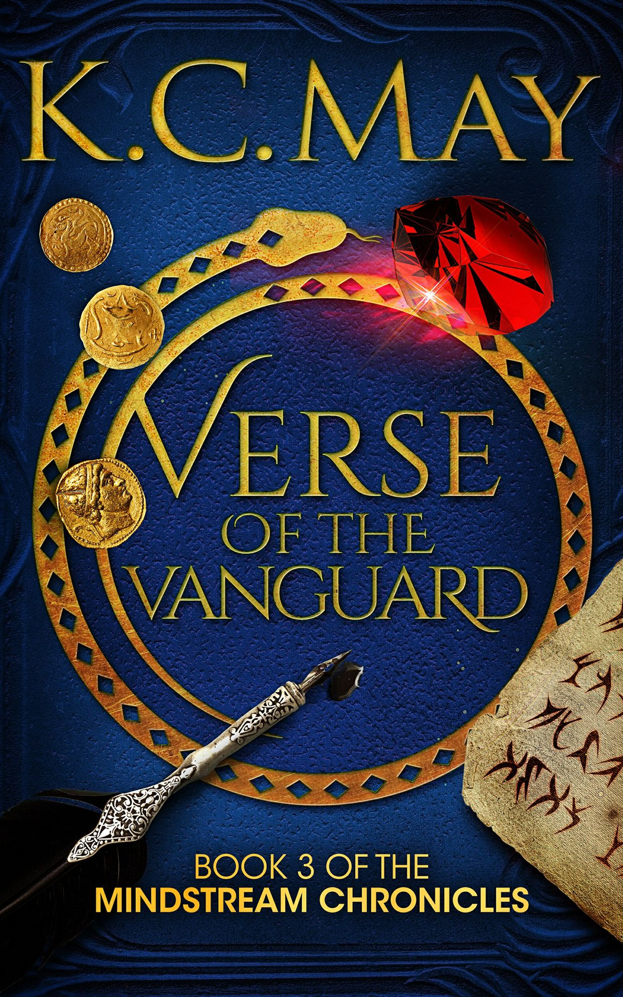 Verse of the Vanguard - Kindle