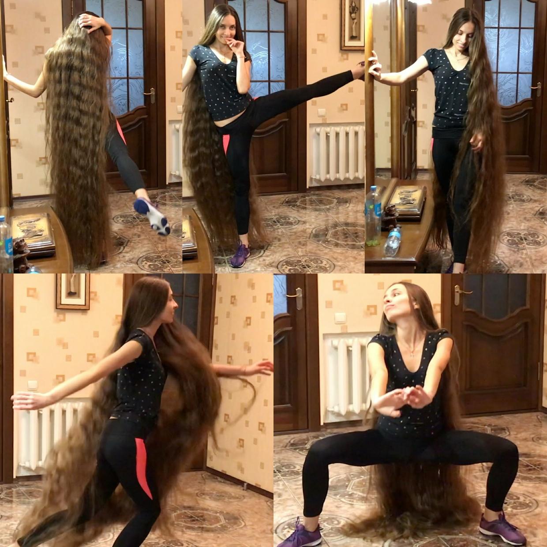 VIDEO - Rapunzel´s exercise