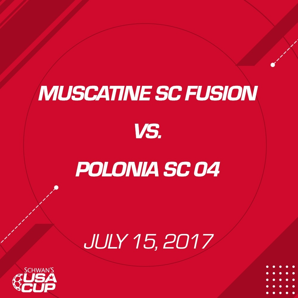 Girls U13 - July 15, 2017 - Muscatine SC Fusion V. Polonia SC 04
