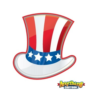 Free Clipart Uncle Sam Hat