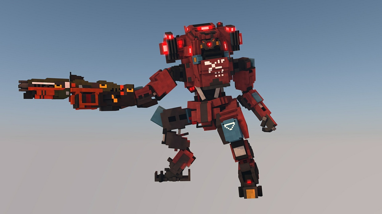 MC Monarch Rig (Titanfall2)(#FD)