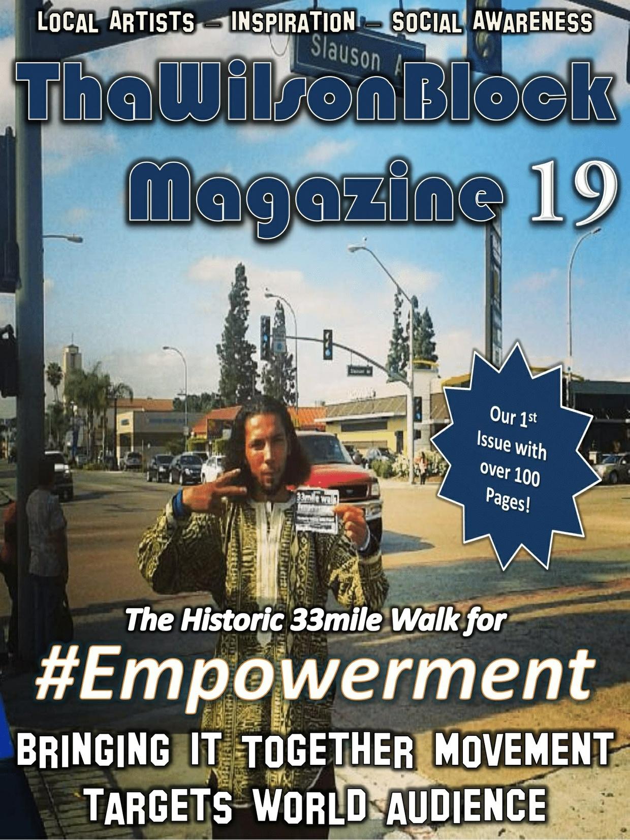 ThaWilsonBlock Magazine Issue19