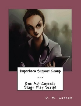 Superhero Support Group script PDF
