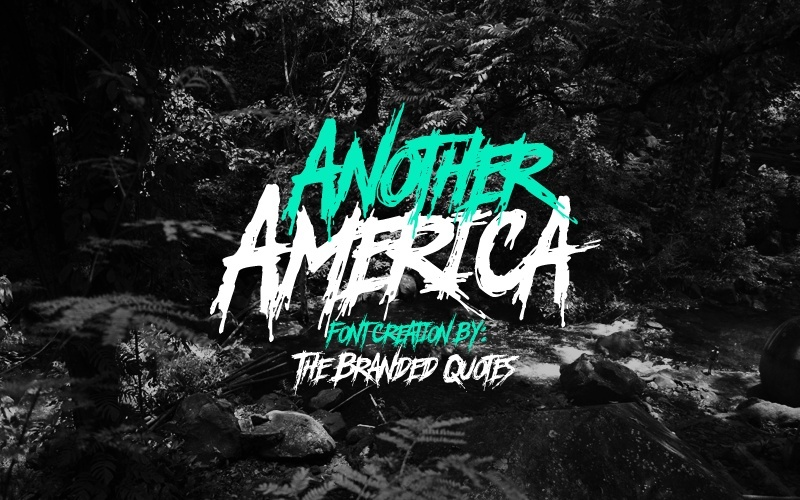 Another America (Font)