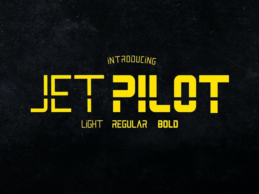 Jet Pilot Family