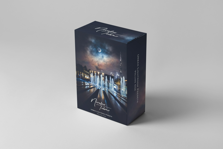 Nicolas Tohme Urban Lightroom Presets Volume One