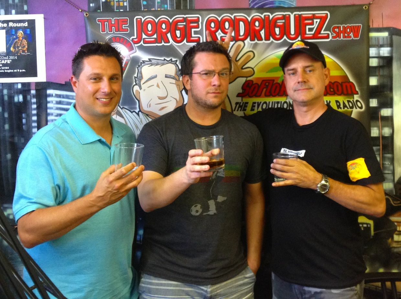 The Jorge Rodriguez Show 8-22-14