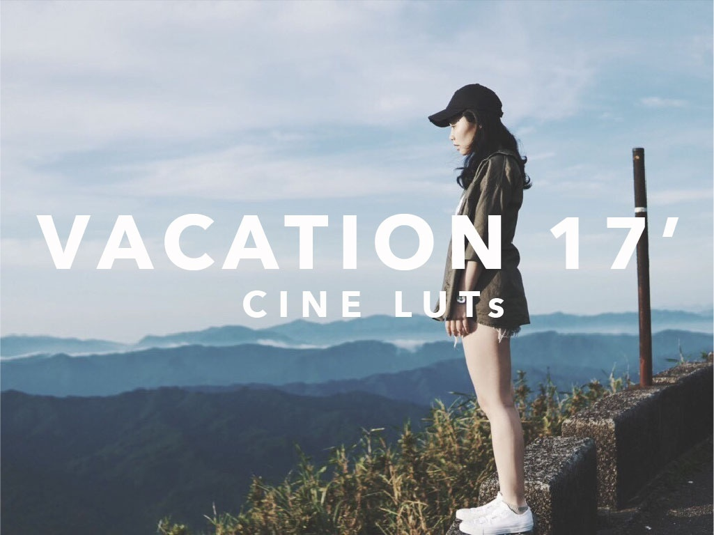 VACATION 17' LUTs