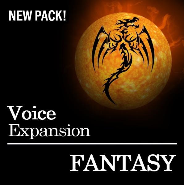 Fantasy Cinematic Expansion Pack For Genos / Tyros / PSR-S