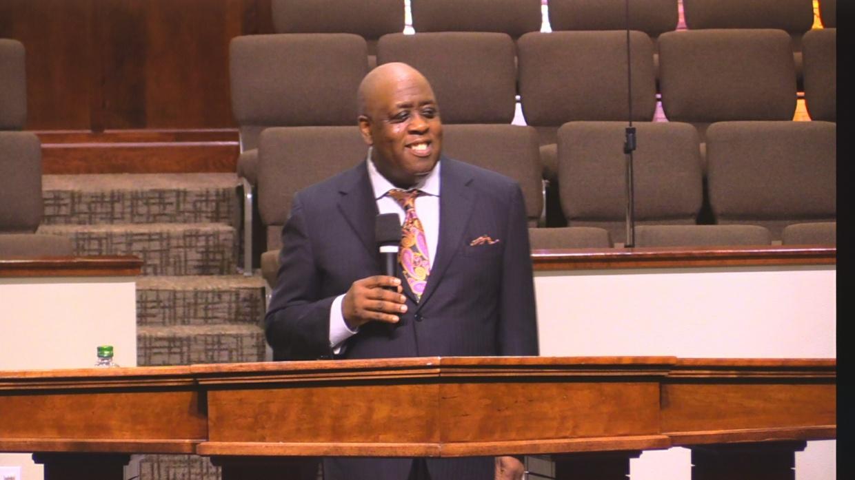 "Pastor Sam Emory 11-29-17pm "" A Good Warfare"" MP3"