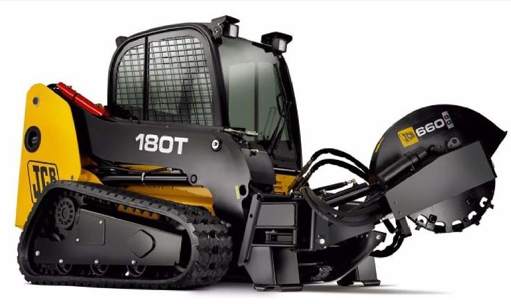 JCB Robot 160 170 180 Skid Steer Loader Service Repair Manual Download