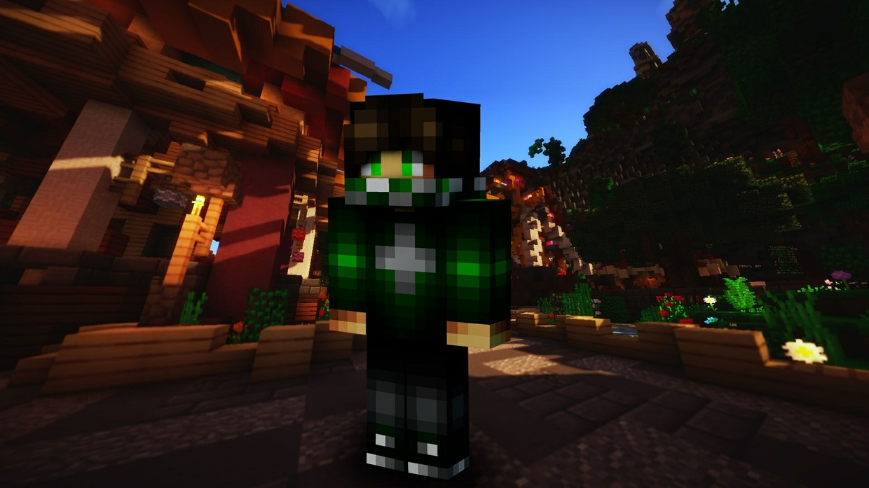 Custom Minecraft Skin!