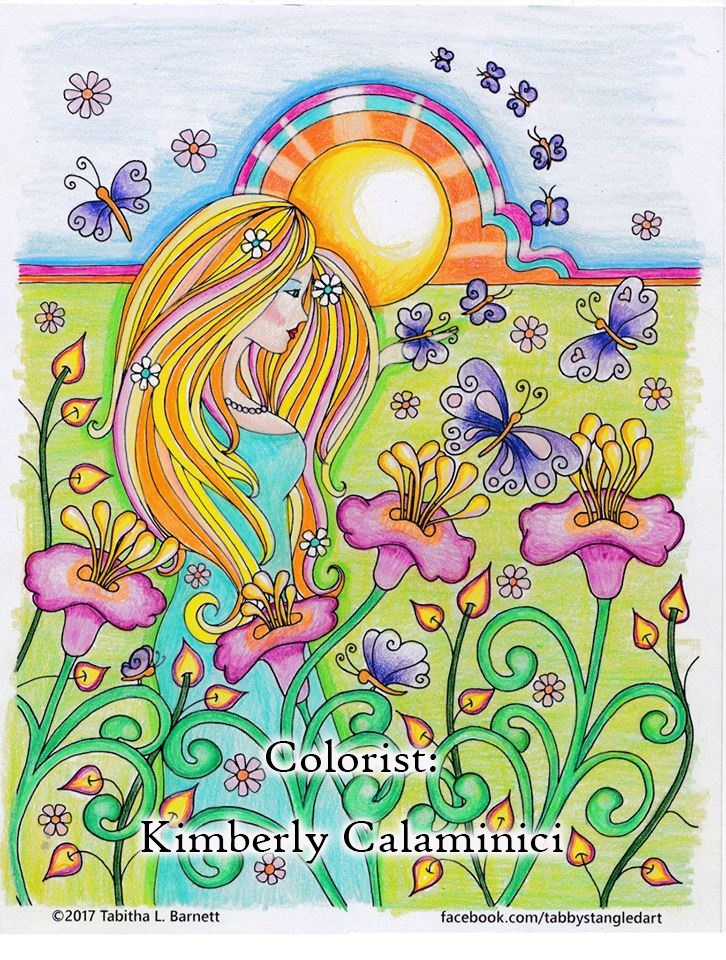 Tabby's Ultimate Coloring Collection PDF (80 pg. PDF)