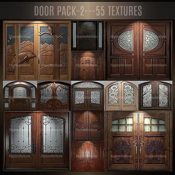 A~DOORS 2-55 TEXTURES