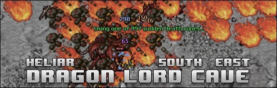 [D] Dragons Lord Cave South-East of Heliar