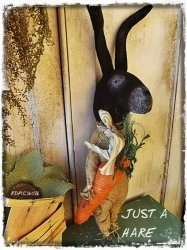 Just a Hare ePattern