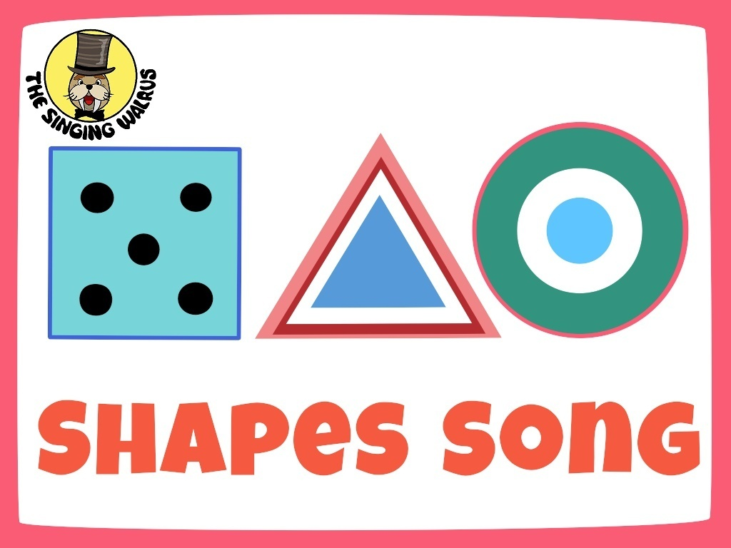 Shapes Song video (mp4)