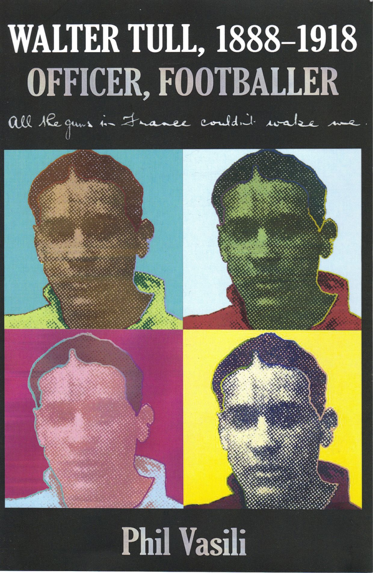 Walter Tull (1888-1918): Officer, Footballer