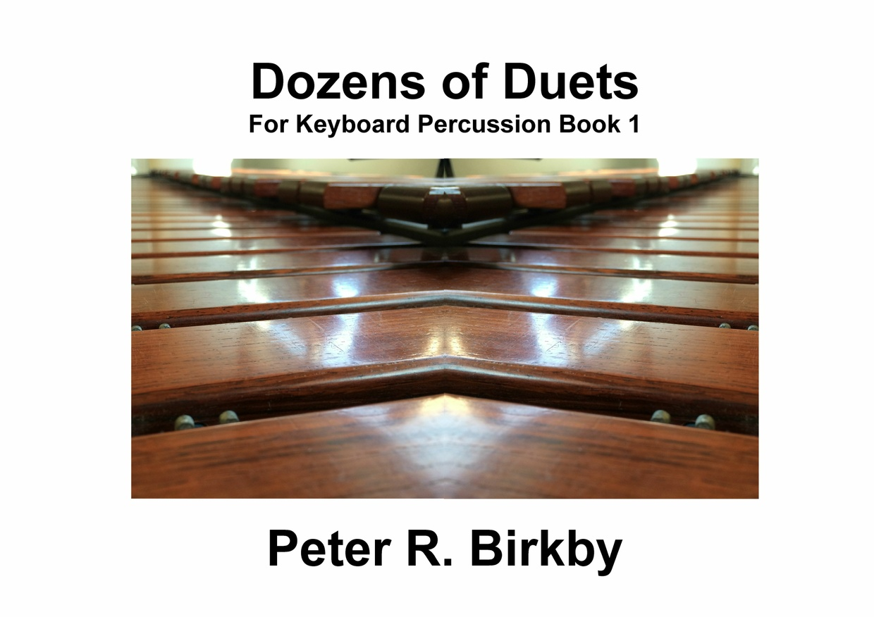 Dozens of Duets for Keyboard Percussion Book 1