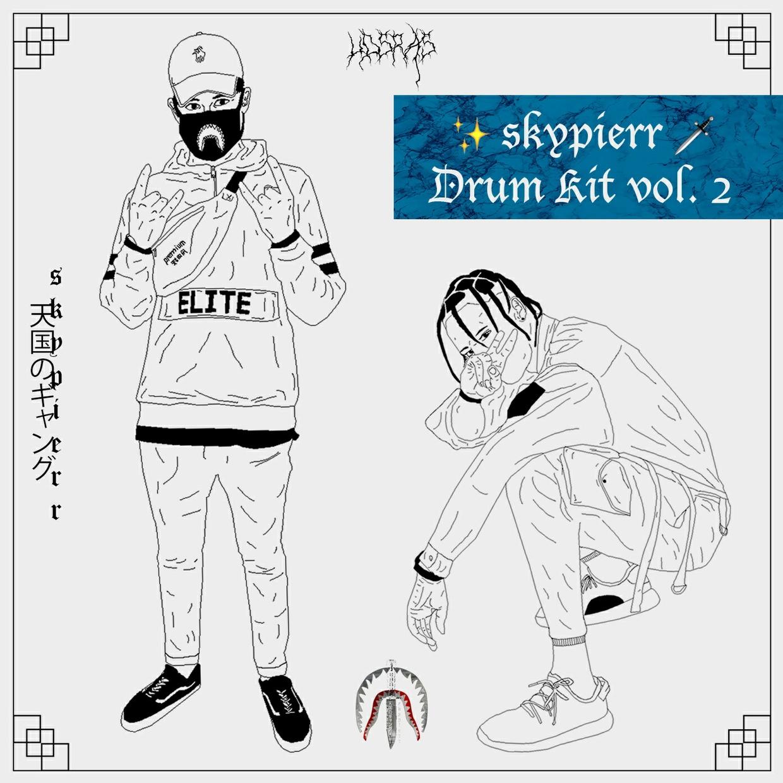 skypierr Drum Kit Vol.2 ☔️