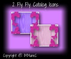 2 Fly Fly Catalog Icons