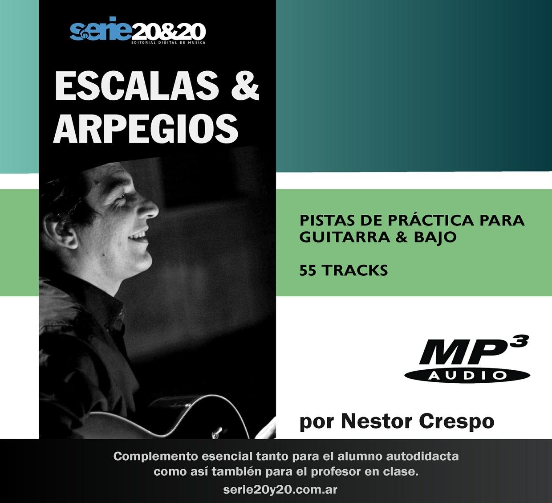 GUITARRA - BAJO / Pistas de Práctica - 55 Tracks o Pistas de Estudio