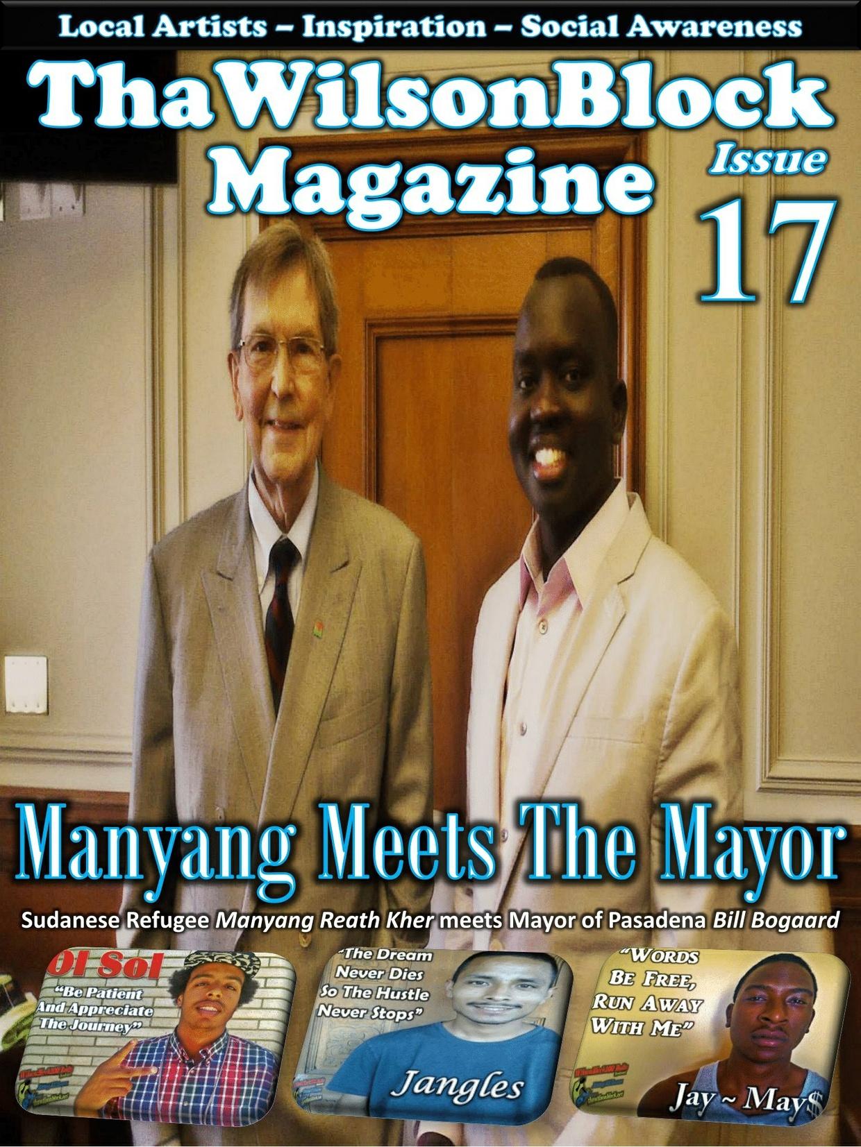ThaWilsonBlock Magazine Issue17