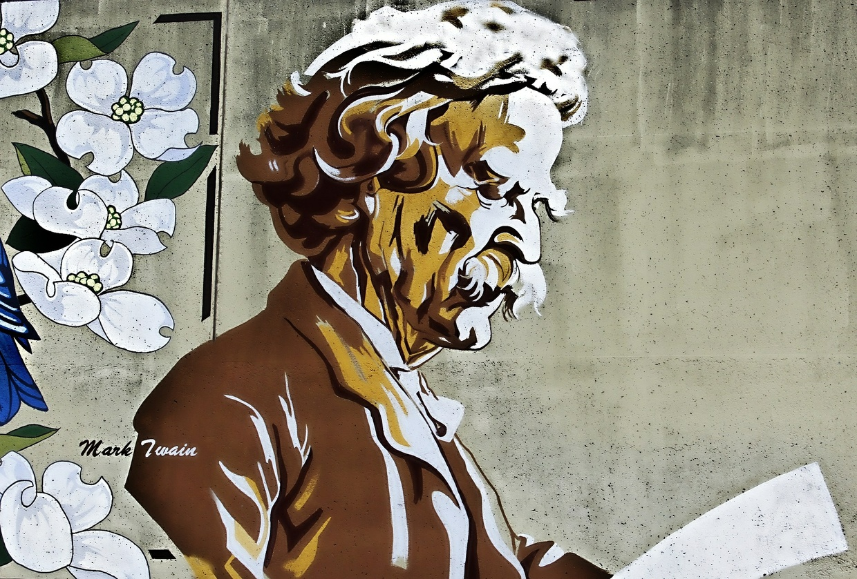 Reading to Write: Mark Twain