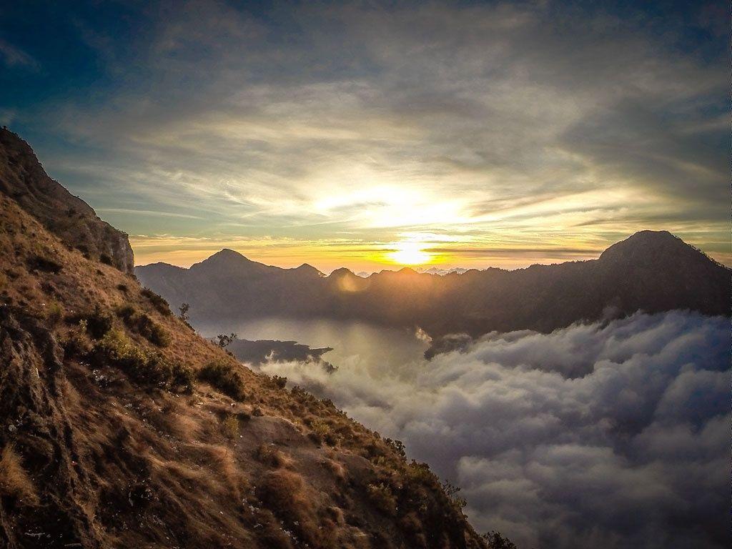 Mount Rinjani Lombok Isnu Dwimartanto Sellfy Com