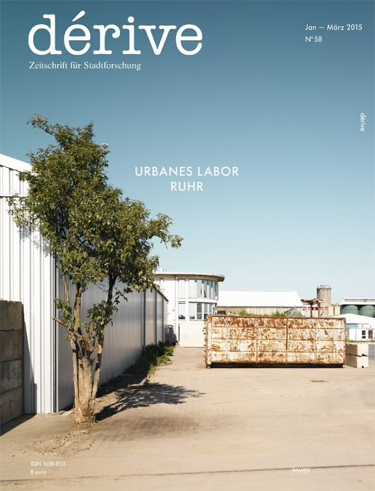 Urbanes Labor Ruhr / Heft 58 (1/2015)