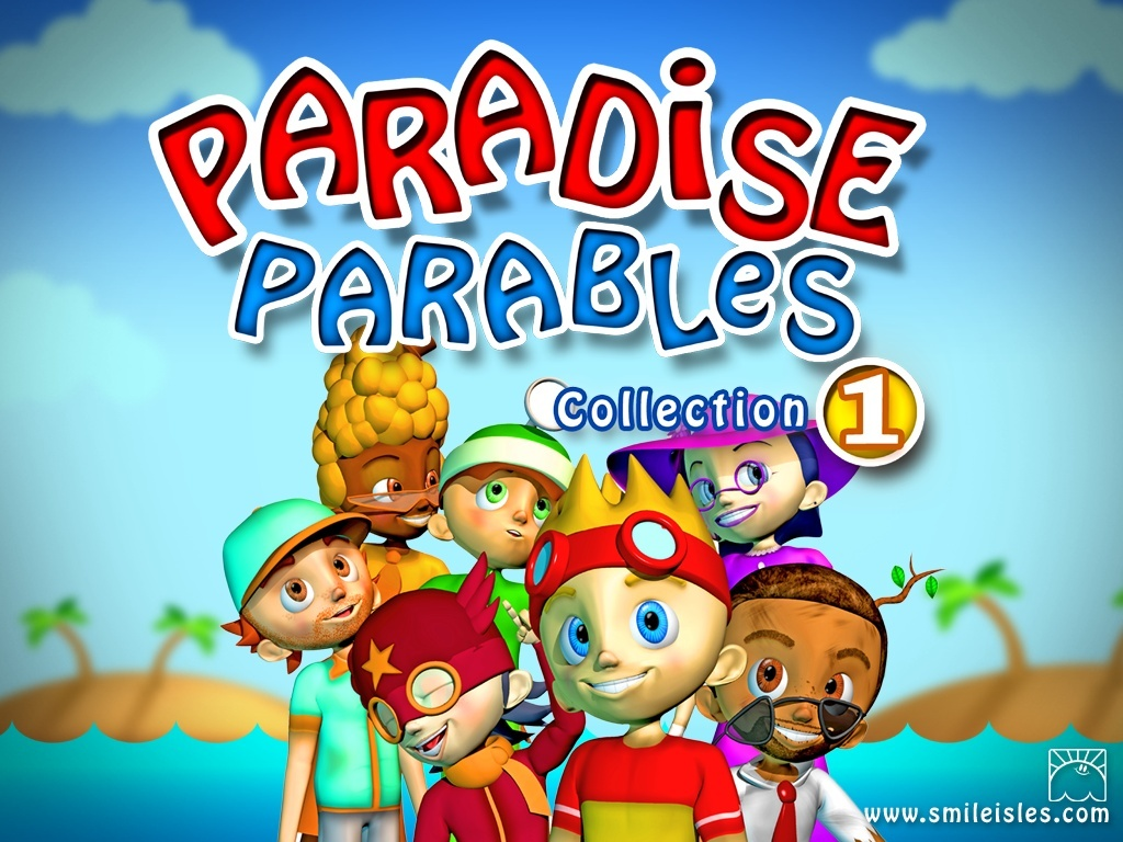Paradise Parables: Collection 1