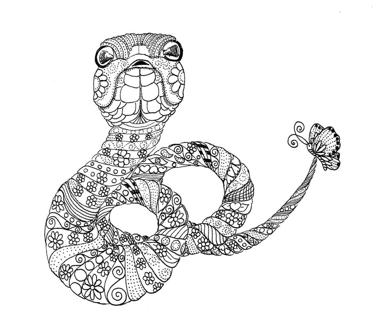 Hippy Snake
