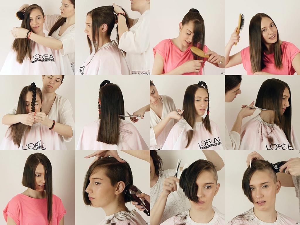 Ferida Haircut