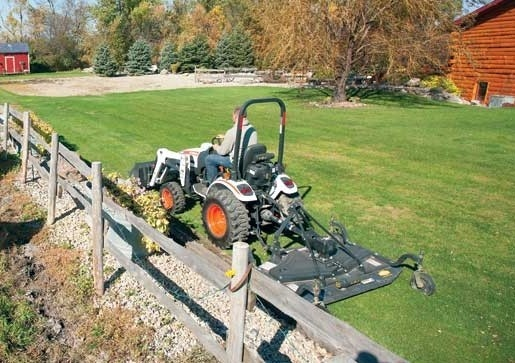Bobcat Three - Point Finish Mower (3FM84) Service Repair Manual (S/N AF4500101 & Above )