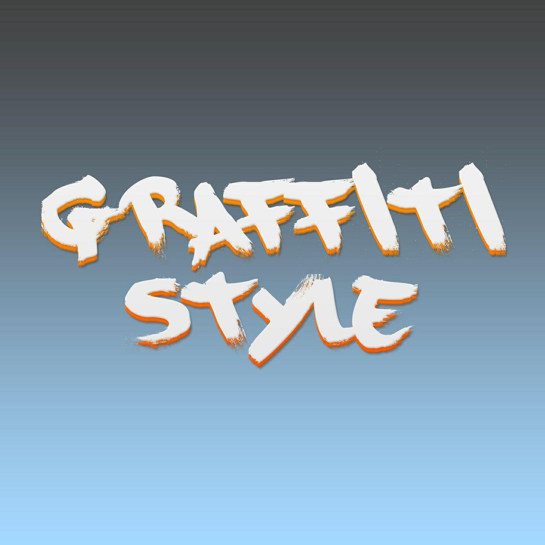 Graffiti Style Banner