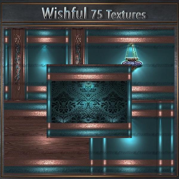 Wishful 75 Textures