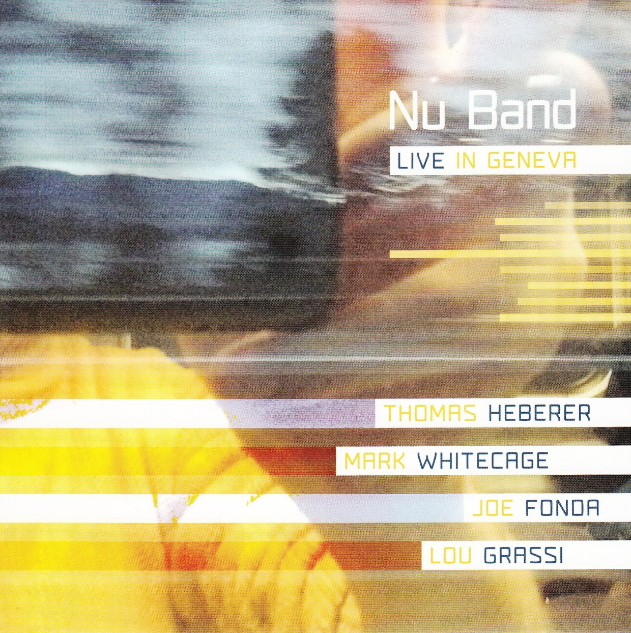 MW948 Live In Geneva by The NU Band