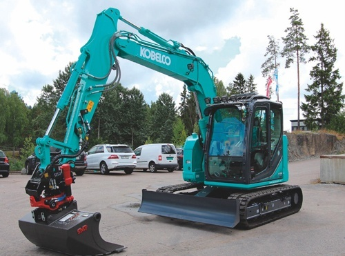 Kobelco MD140C Excavator Parts Catalog Manual Download