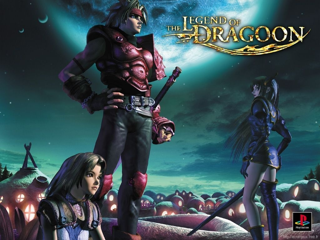 Legend of Dragoon - City of Commerce, Lohan (Piano)