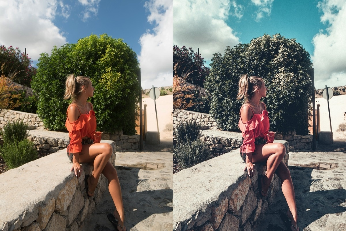 Summer preset (free lightroom preset for Sony a7s, a7r, rx100, a300)