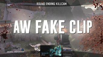 5 Advanced Warfare Fake clips